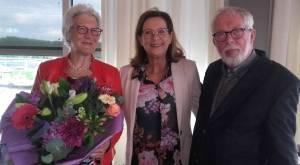 Afscheid bestuurslid Betteke Boogaard