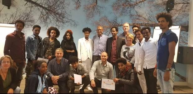 Eritrese jongeren
